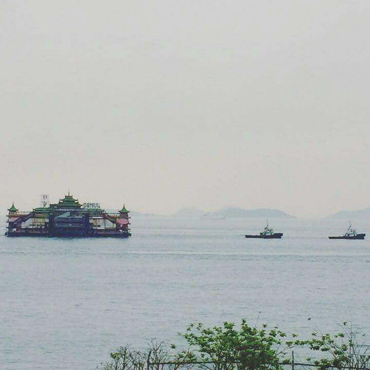 Floating Restaurant Hong Kong Tours