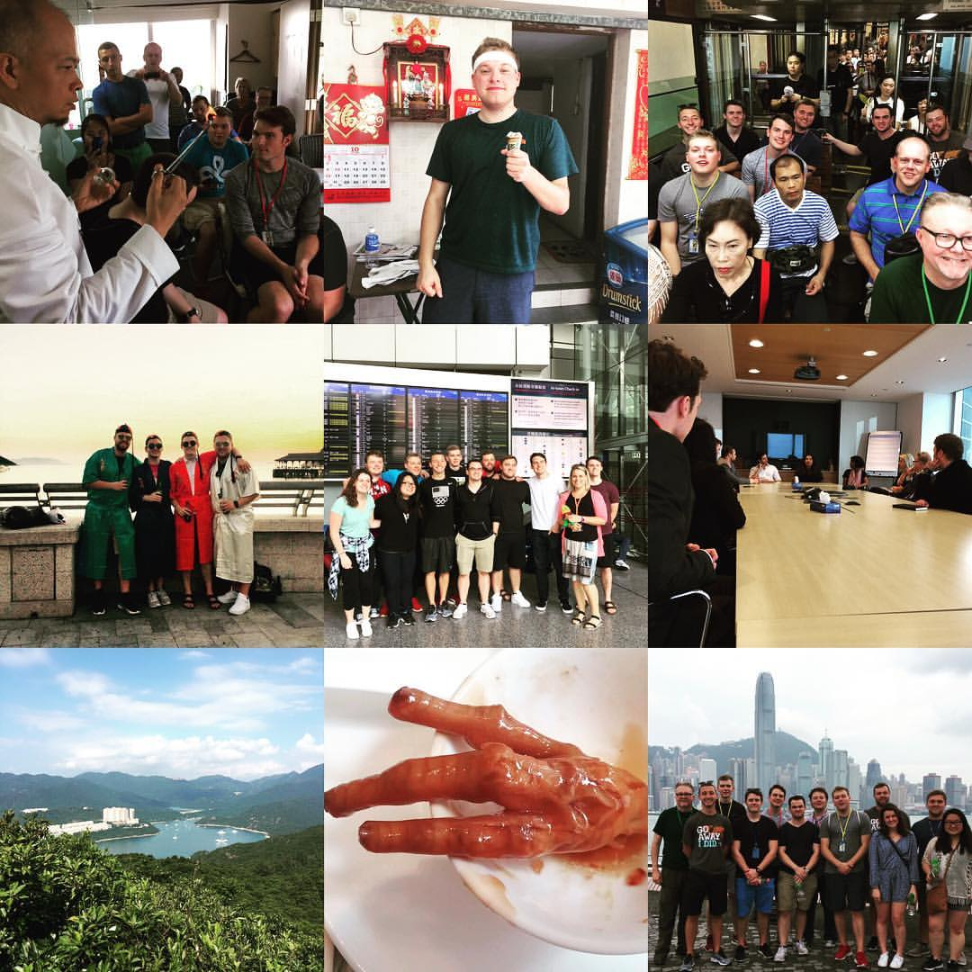 Hong Kong Large Group Tours