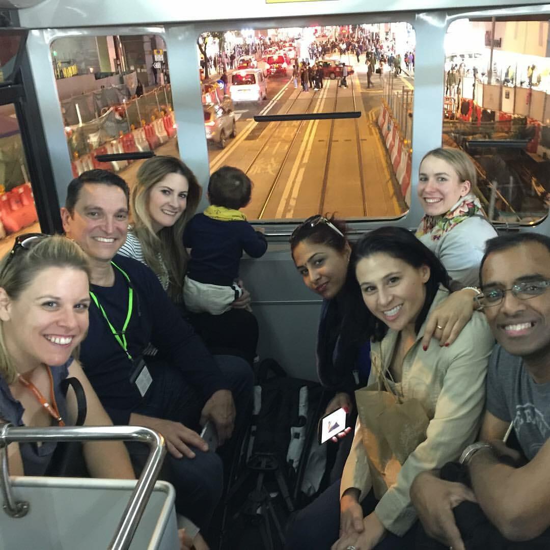 Hong Kong Tram Tours