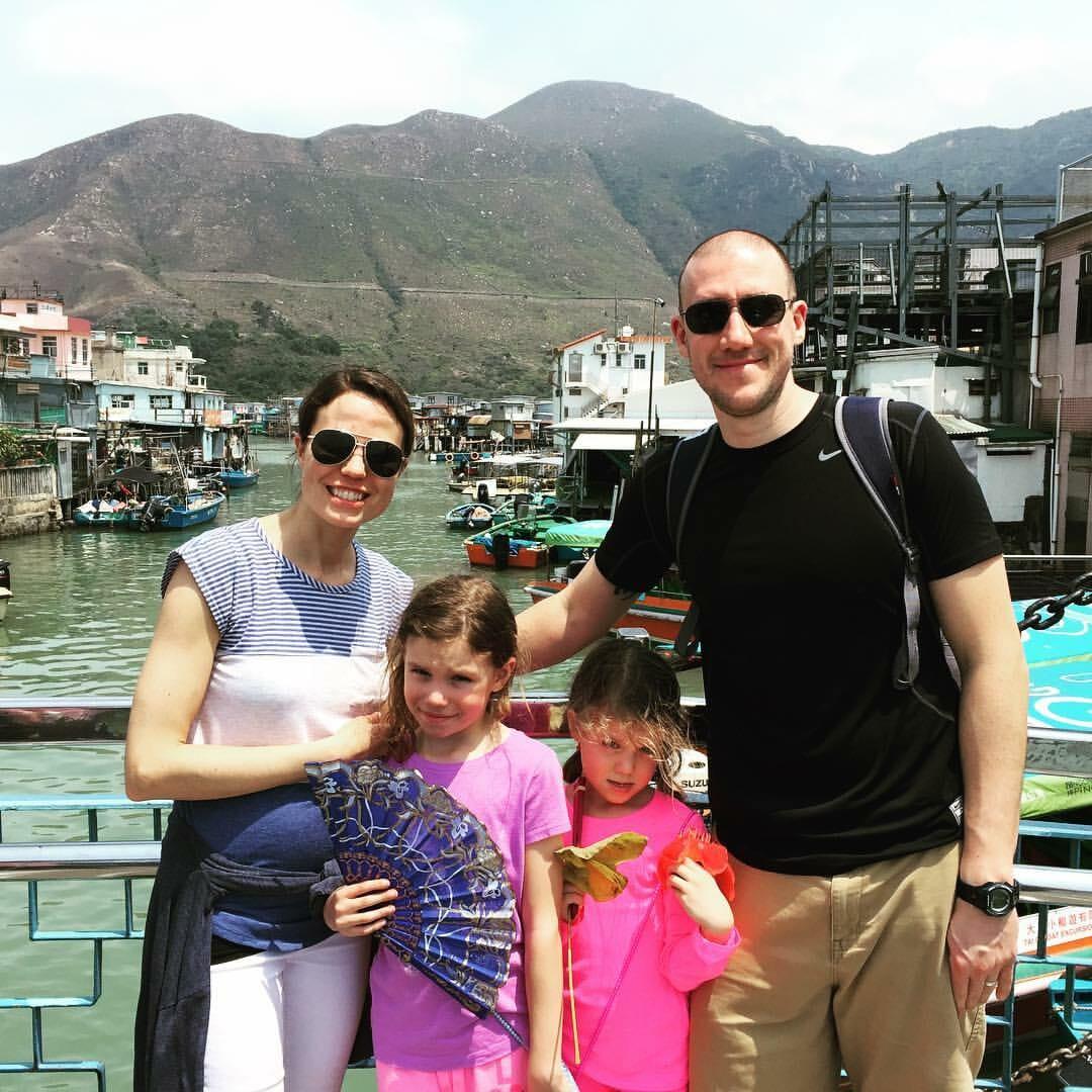 lantau family tour hong kong