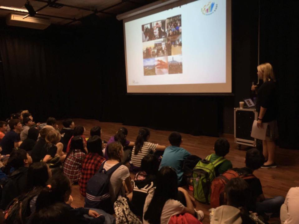 Student group, Hong Kong schools large group tours