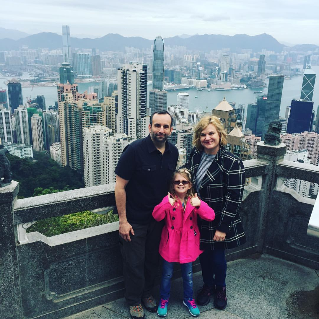 family tour hong kong