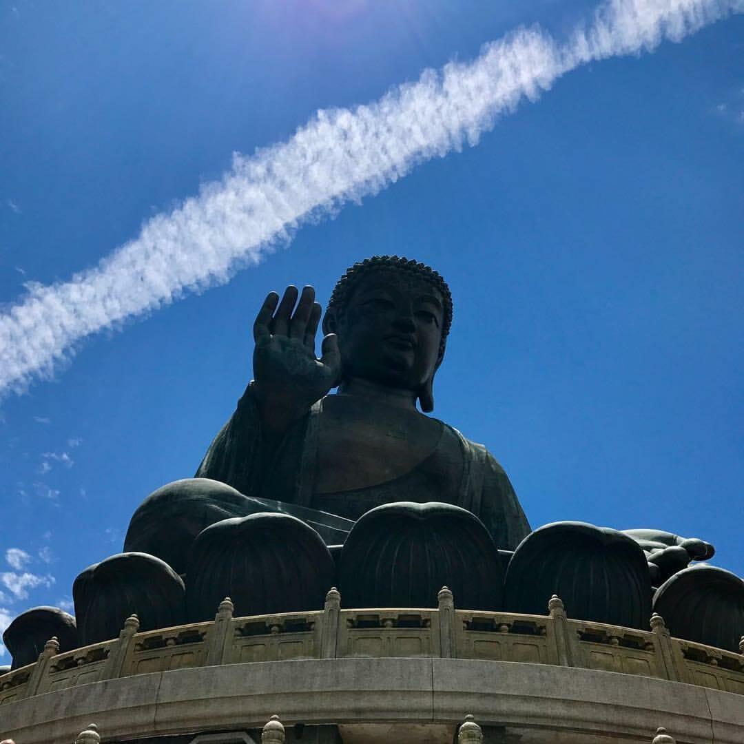 Ngong Ping Big Buddha Tours