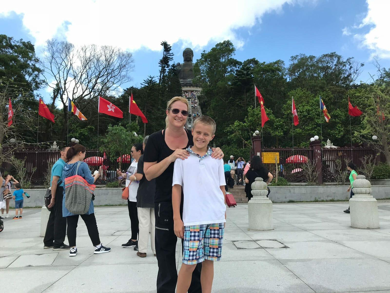 Lantau Family Private Tour