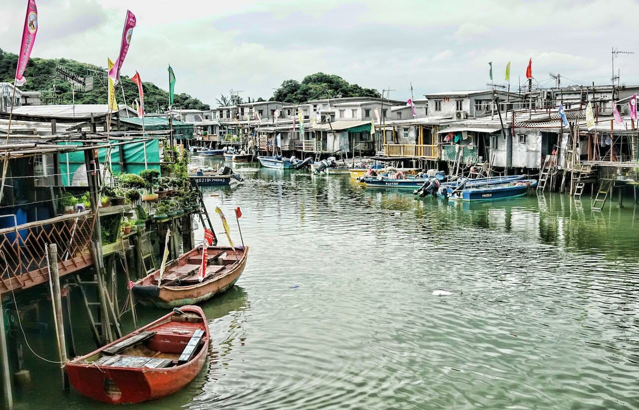 Tai O Creek Tour
