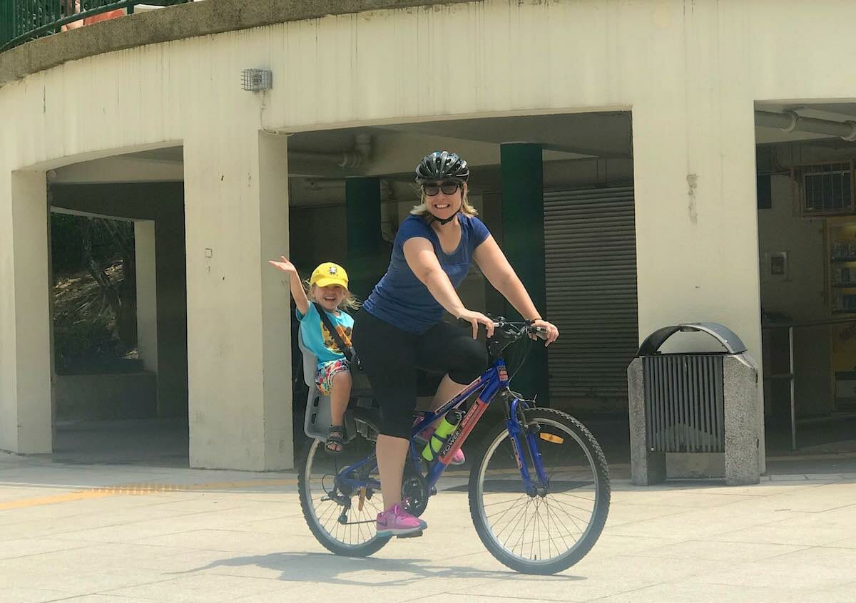 Shatin Bicycle Adventure