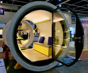 Tube home living hong