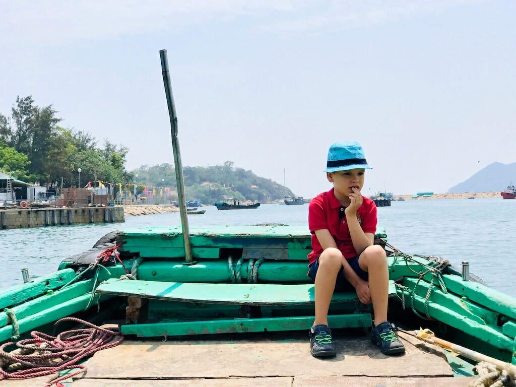Sai Yuen Farm Cheung Chau